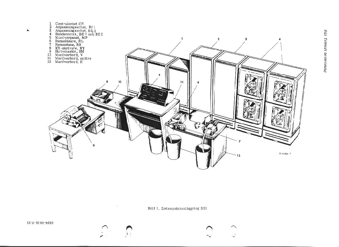 100 kb schematic drawing of the components of a d21 installation 99 kb promotional broschure for