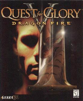 free QUEST FOR GLORY 5: DRAGON FIRE game download