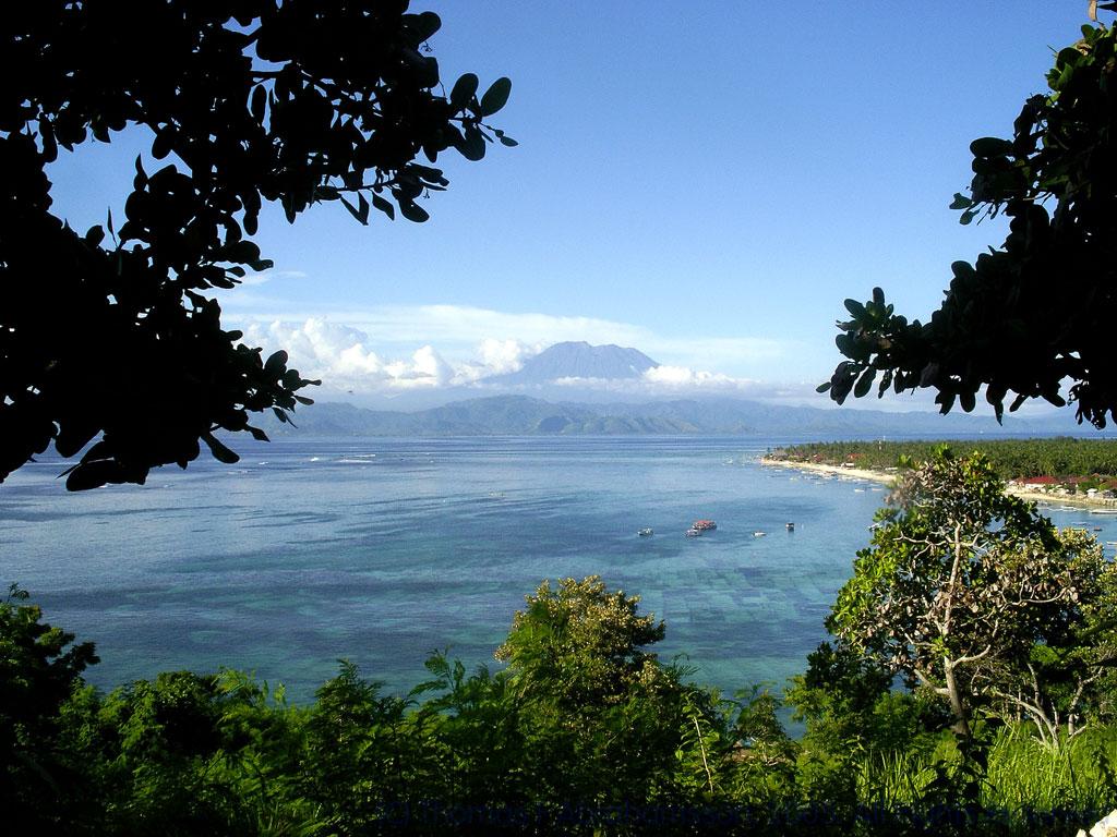 Bali Lembongan-Island,-Bali-in-B