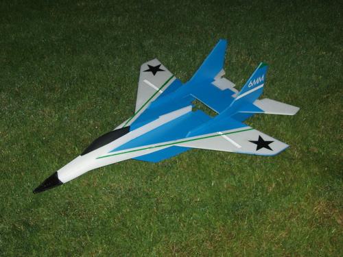 Сегодня чертеж авиамодели МиГ 29.  Продолжаю публикацию чертежей авиамоделей советских самолетов для изготовления...